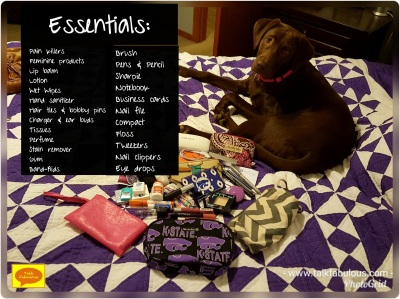 purse essentials how to change purses