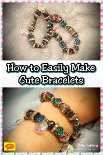 Bracelets jewelry making diy crafts wedding how to