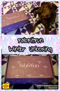 Fabfitfun subscription box winter