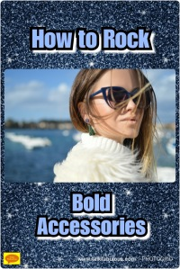 Fashion accessories bold statement jewelry