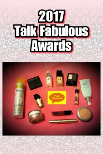 Makeup beauty awards skincare