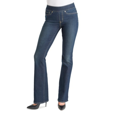 Levi's Women's Totally Shaping Pull On Bootcut Jeans