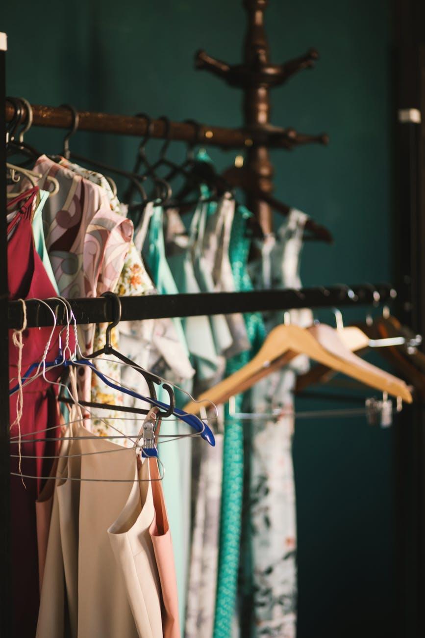 clothes clothes hanger dress fashion